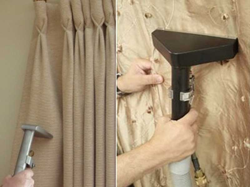 Curtain Cleaning Services