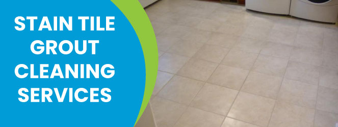 Stain Tile Grout Services