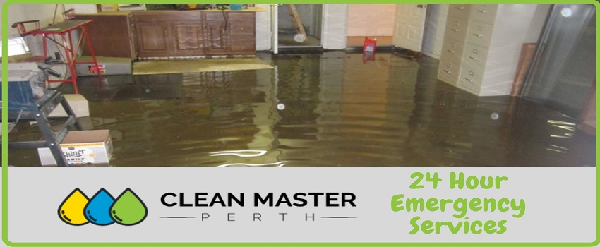 Flooded Home Cleanup Perth