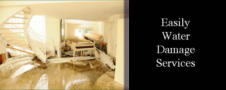 Easily Water Damage Service